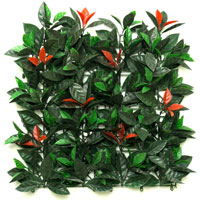 Feuillage Artificiel - Photinia